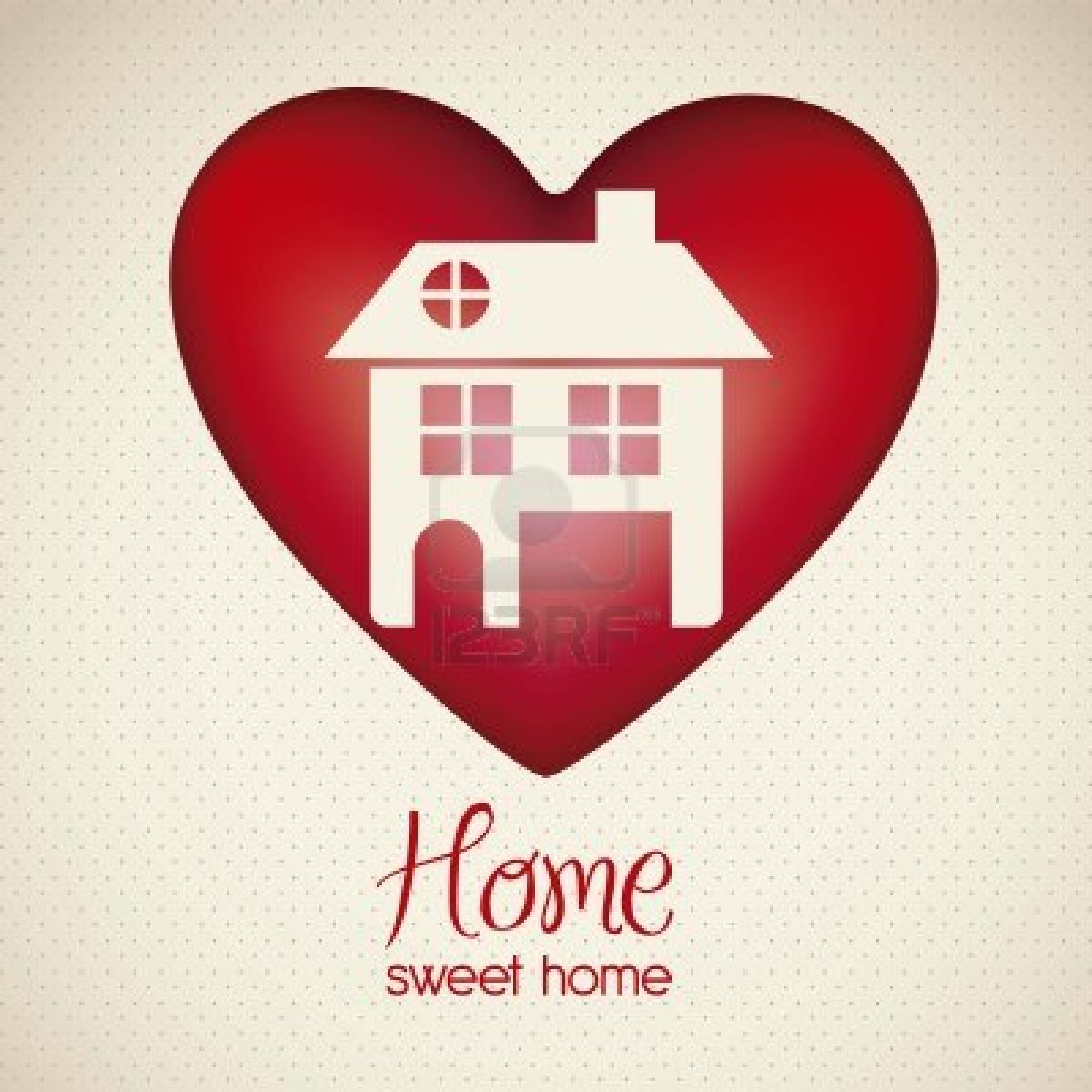15794655-illustration-of-home-icon-on-heart-house-silhouettes-on-white-background-vector-illustration