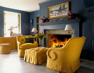 mustard yellow chairs 10rooms blog