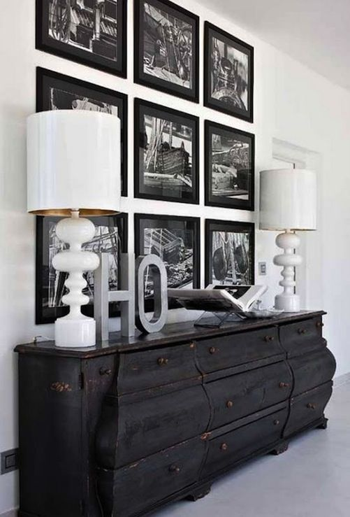 Black And White Ideas For Decorating Your Home Sunlight Heritage Homes