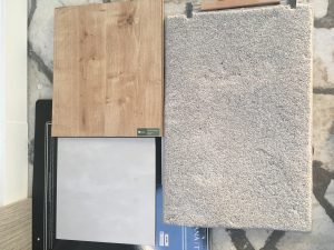 Flooring- laminate, tile and carpet