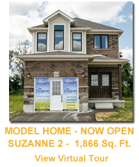 Model homes in kitchener ontario